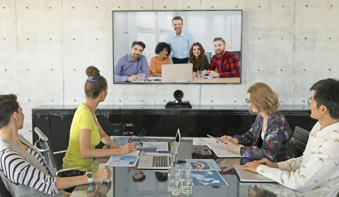 4 tipos de videoconferência e seu uso em cada setor