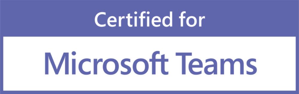 Certificado Microsoft Teams